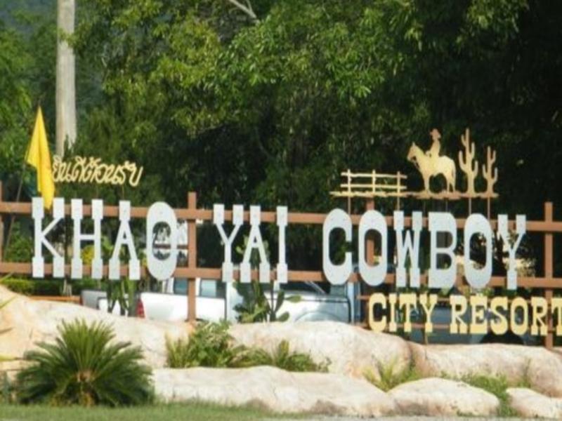 Hotell Khao Yai Cowboy City Resort i , Khao Yai / Nakhonratchasima. Klicka för att läsa mer och skicka bokningsförfrågan