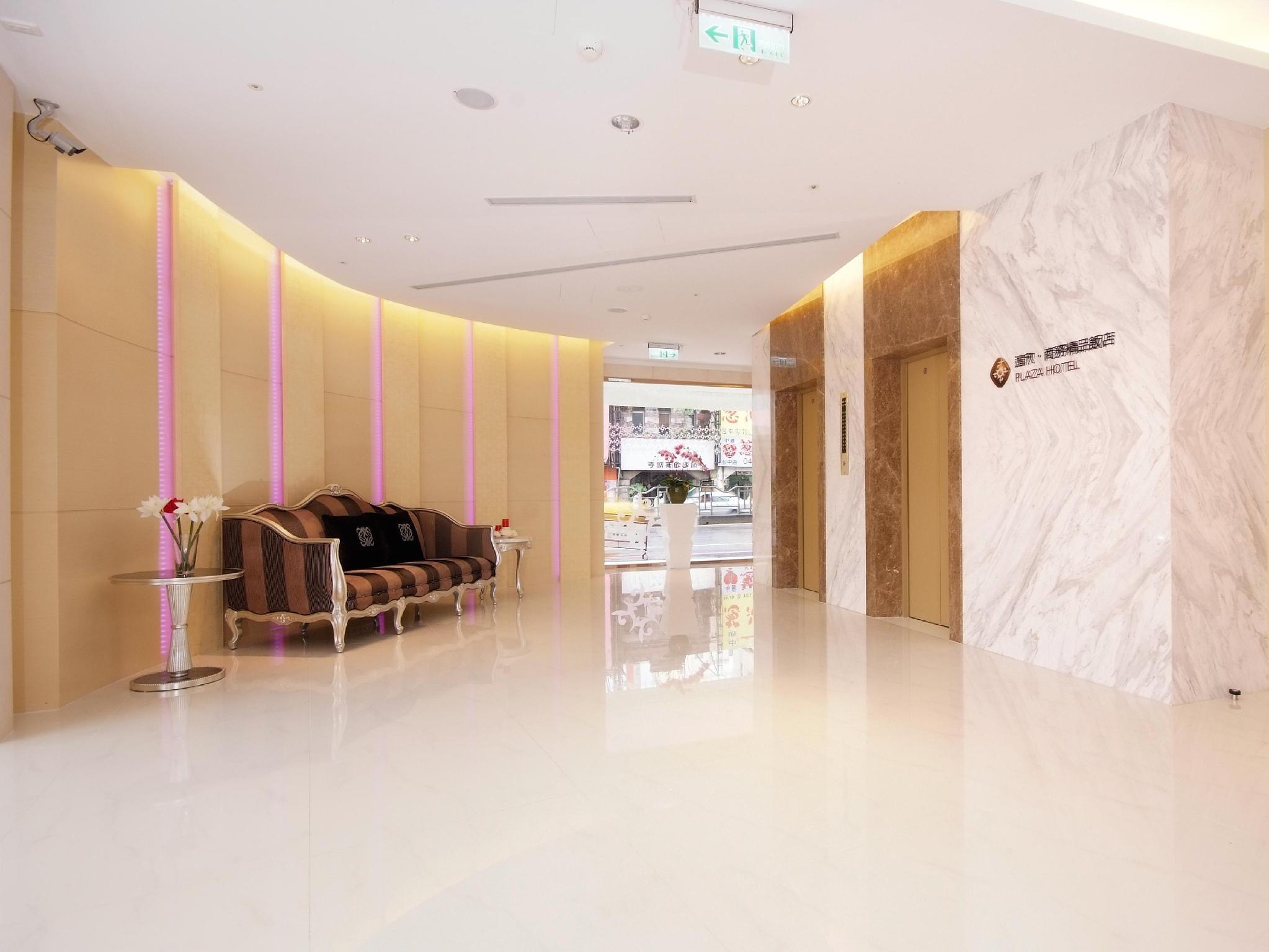 Plaza Hotel Taichung