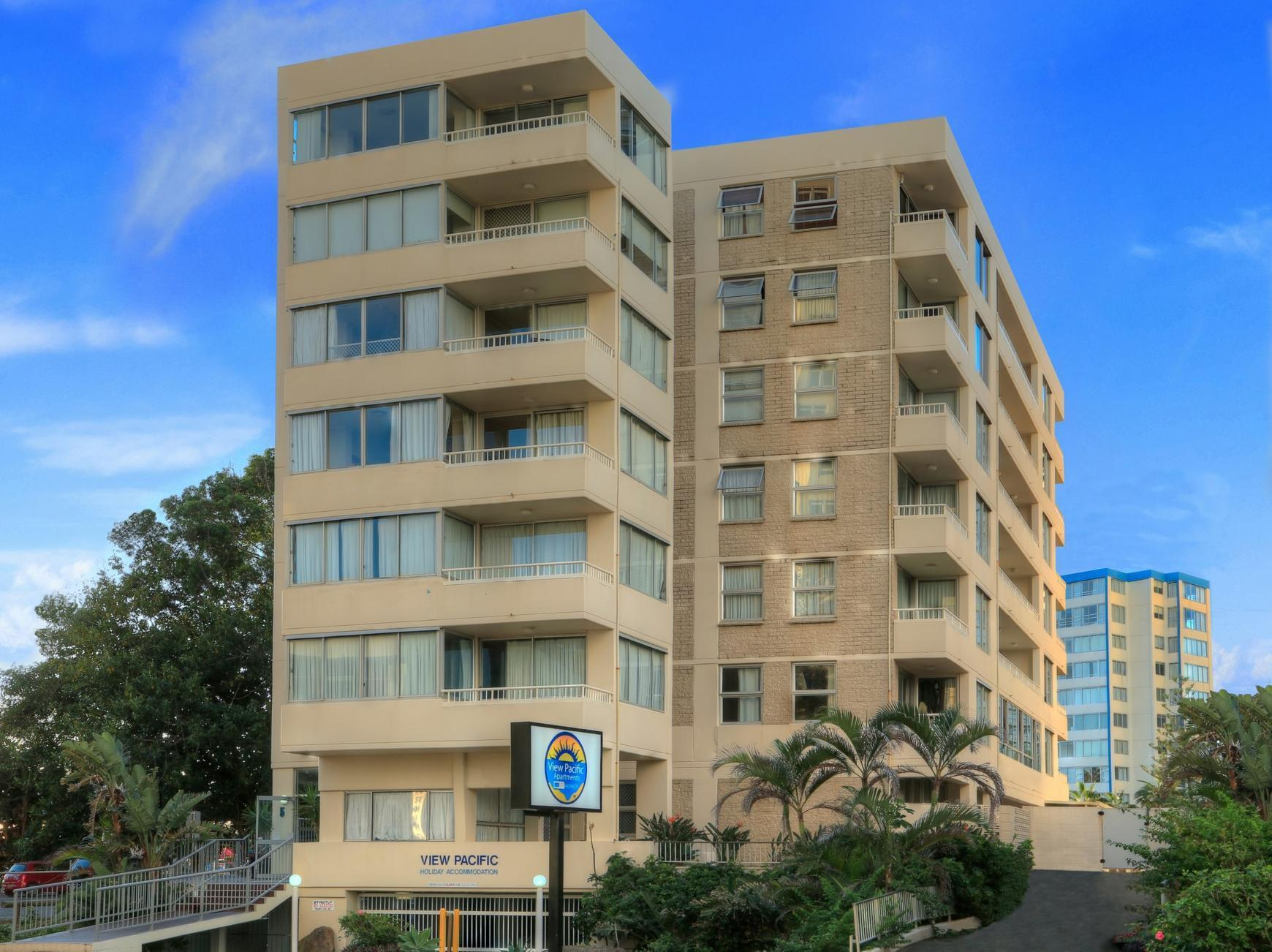 View Pacific Apartments - Hotell och Boende i Australien , Guldkusten