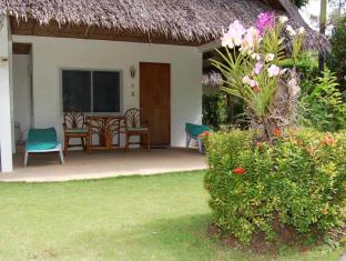 Marcosas Cottages Resort Moalboal - Balkon/terasa