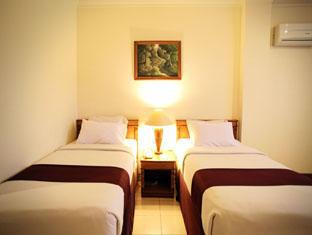 Indonesia Hotel Accommodation Cheap | Hotel Budi Palembang - Spacious Deluxe room