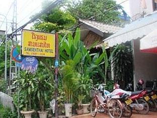 Samsenthai Hotel Vientiane - Hotel exterieur