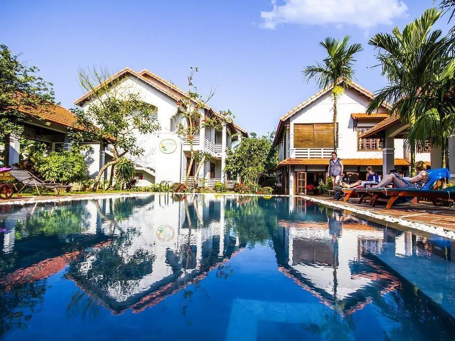 Hotell Windbell Homestay Villa