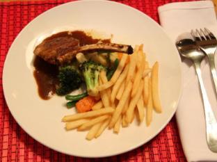 Macau Phnom Penh Hotel Phnom Penh - Beef Stake