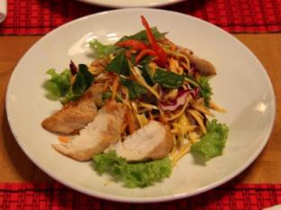 Macau Phnom Penh Hotel Phnom Penh - Beef Salad