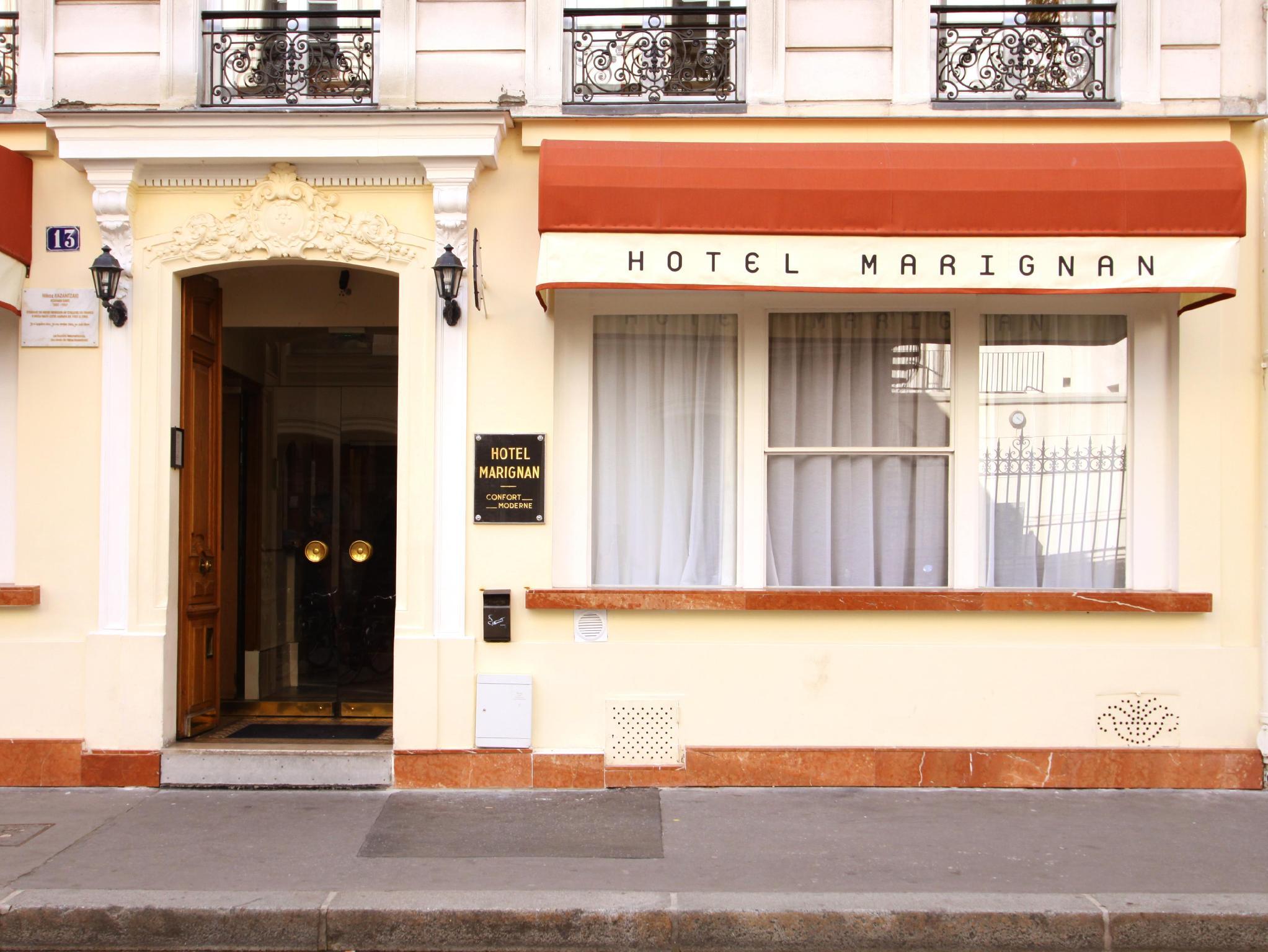 Hotel Marignan - Hotell och Boende i Frankrike i Europa