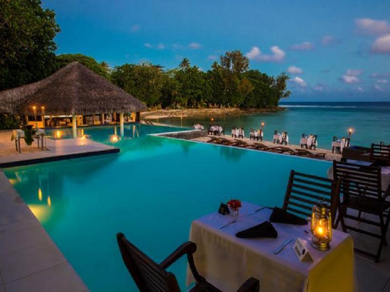 Breakas Beach Resort Vanuatu - Hotell och Boende i Vanuatu i Stilla havet och Australien