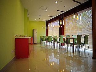 Super 8 Hotel Hangzhou Wulin Square Hangzhou - Restaurant