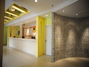 Super 8 Hotel Hangzhou Wulin Square Hangzhou - Reception