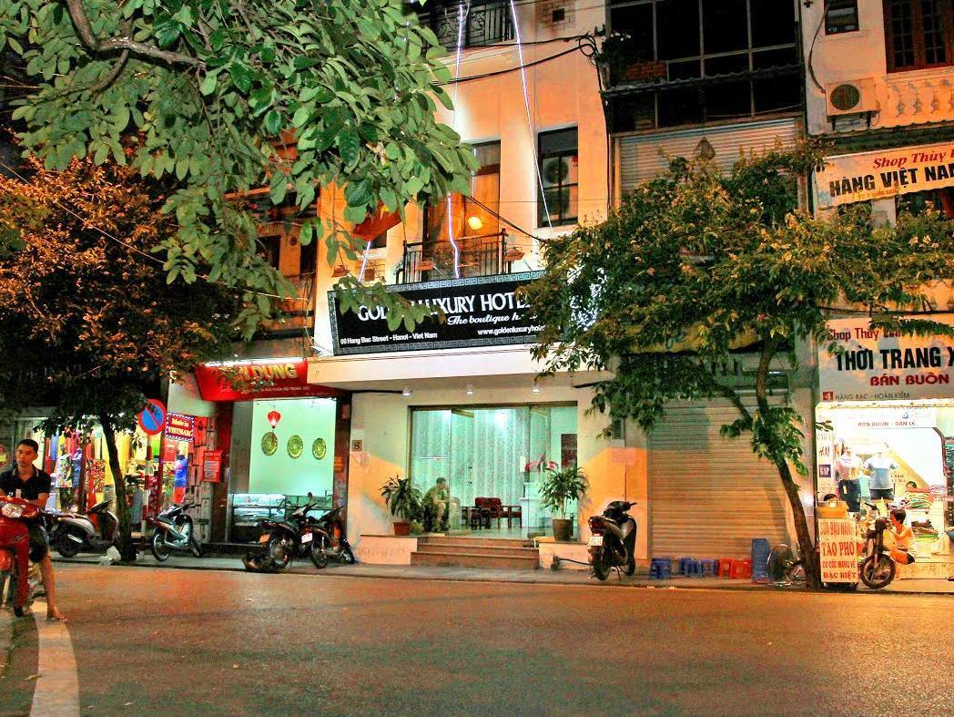 Allura Hotel - Hotell och Boende i Vietnam , Hanoi