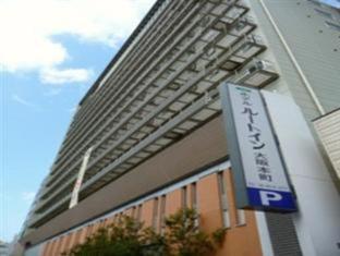 hotel Hotel Route Inn Osaka Honmachi