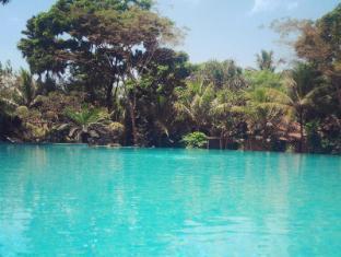 Laras Asri Resort & Spa Salatiga - Kolam renang