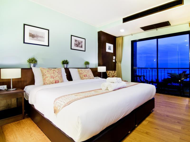 The Jomtien Twelve - Hotels and Accommodation in Thailand, Asia