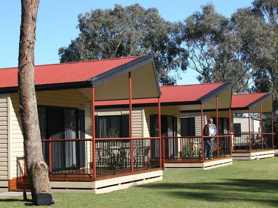 A Shady River Holiday Park - Hotell och Boende i Australien , Echuca / Moama