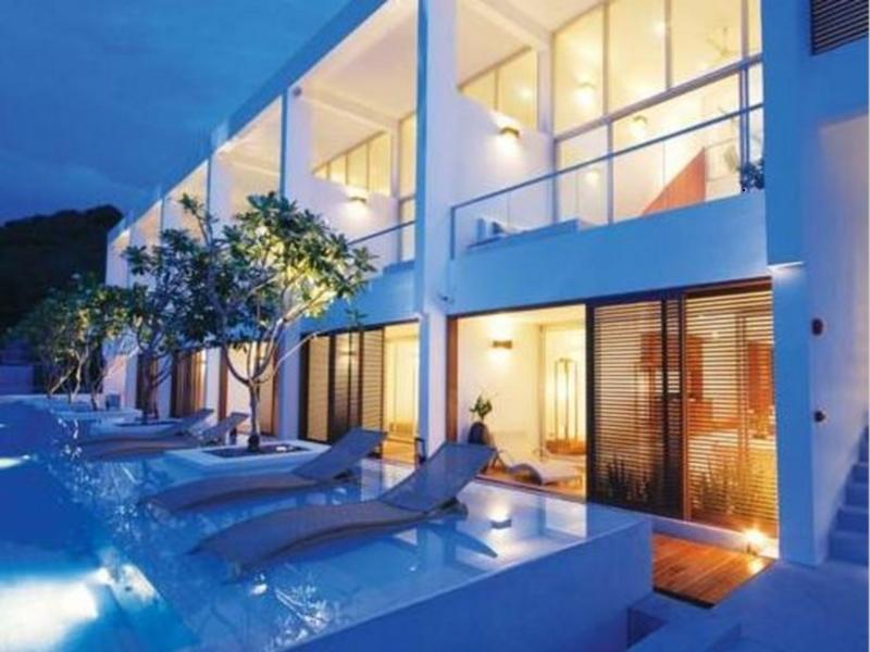 The Quarter Phuket Resort - Hotels and Accommodation in Thailand, Asia