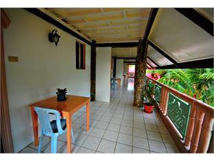 Villa Leonora Beach Resort Puerto Princesa City - Balcony/Terrace