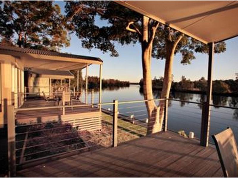 Wallamba River Holiday Park - Hotell och Boende i Australien , Forster