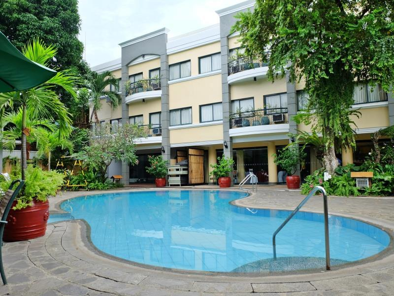 Hotel Fleuris Palawan - Hotels and Accommodation in Philippines, Asia