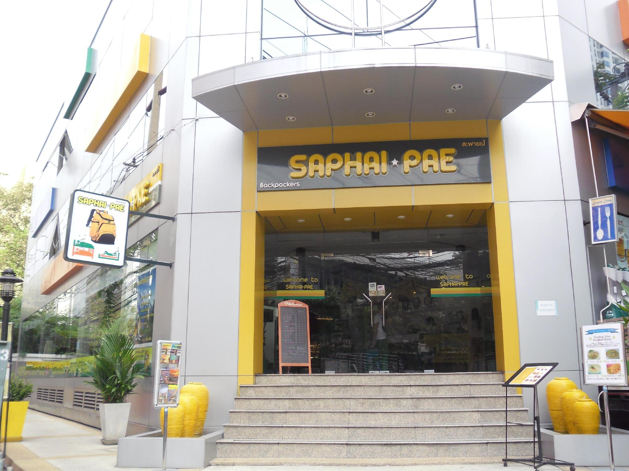 Saphaipae Hostel Bangkok