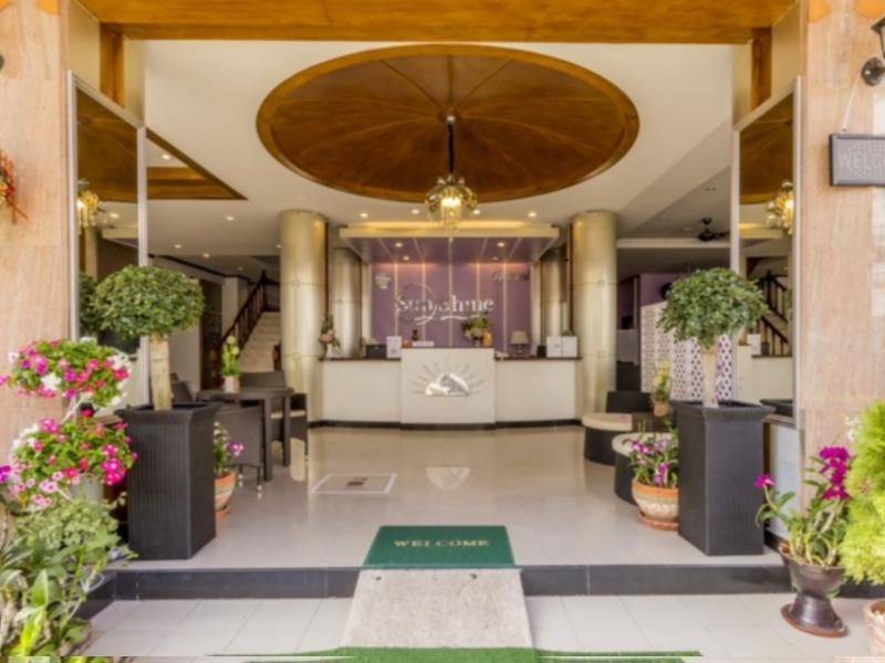 Hotell Sun Shine Patong Hotel i , Phuket. Klicka för att läsa mer och skicka bokningsförfrågan