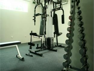The Baycliff Hotel Phuket - Fitness Room