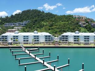 Mantra Boathouse Apartments Whitsunday-øyene - Utsikt