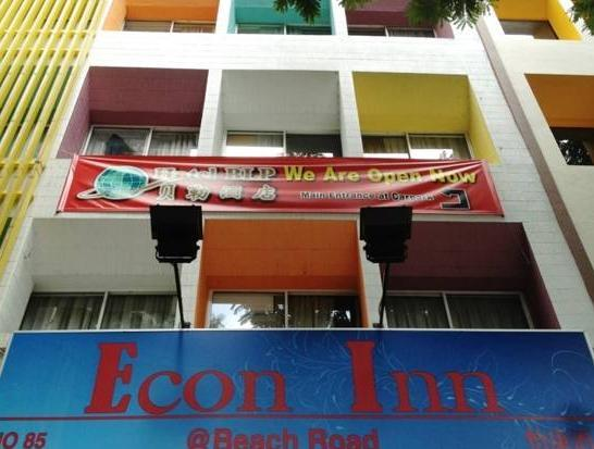 Econ Inn @ Beach Road