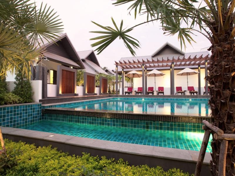 Long Beach Luxury Villas - Hotels and Accommodation in Thailand, Asia
