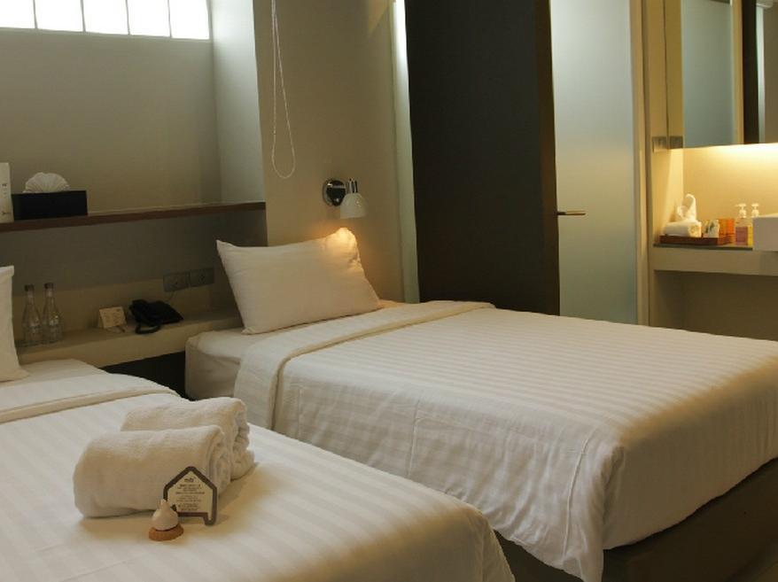 メッツ プラトゥーナム ホテル2