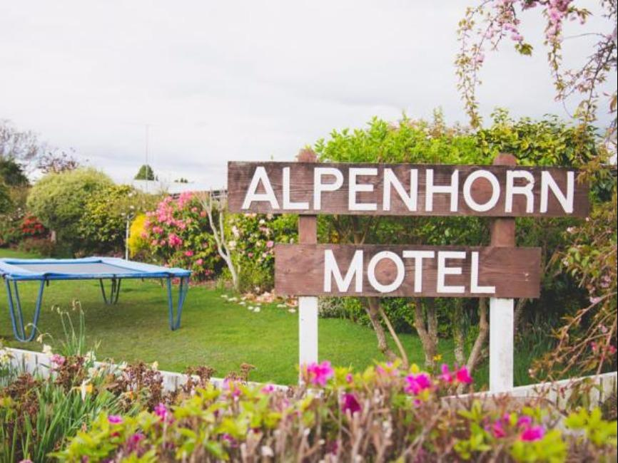 Alpenhorn Motel - Hotels and Accommodation in New Zealand, Pacific Ocean And Australia