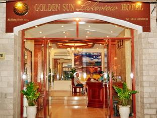 Golden Sun Lakeview Hotel Ханой - Вход