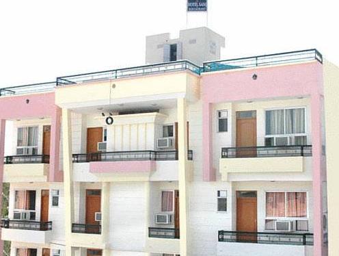 Hotel Sanj - Hotell och Boende i Indien i Jaipur