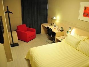 Jinjiang Inn Shanghai Shi Bei Gongyeyuan - Room type photo