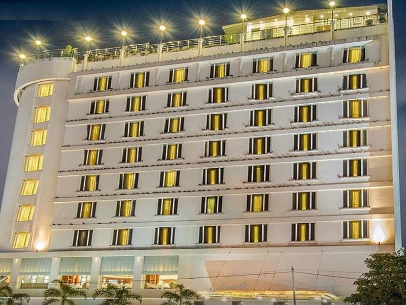 Sarovar Portico Jaipur Hotel - Hotell och Boende i Indien i Jaipur