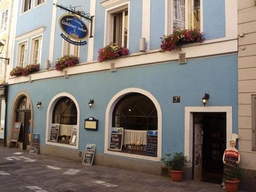 Gasthof Goldener Anker Hotel Linz - Exterior