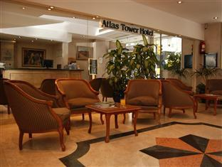 Atlas Tower Hotel Buenos Aires - Reception