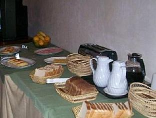 Atlas Tower Hotel Buenos Aires - Buffet