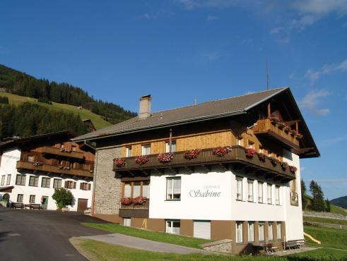Appartementhaus Sabine Hotel Obertilliach
