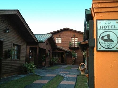 Petit Hotel Si Mi Capitan - Hotels and Accommodation in Argentina, South America