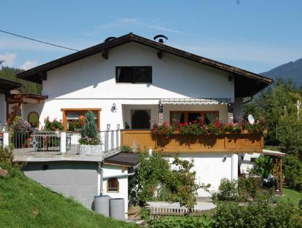 Ferienwohnungen Unterluimes Apartment Telfes im Stubai - Exterior