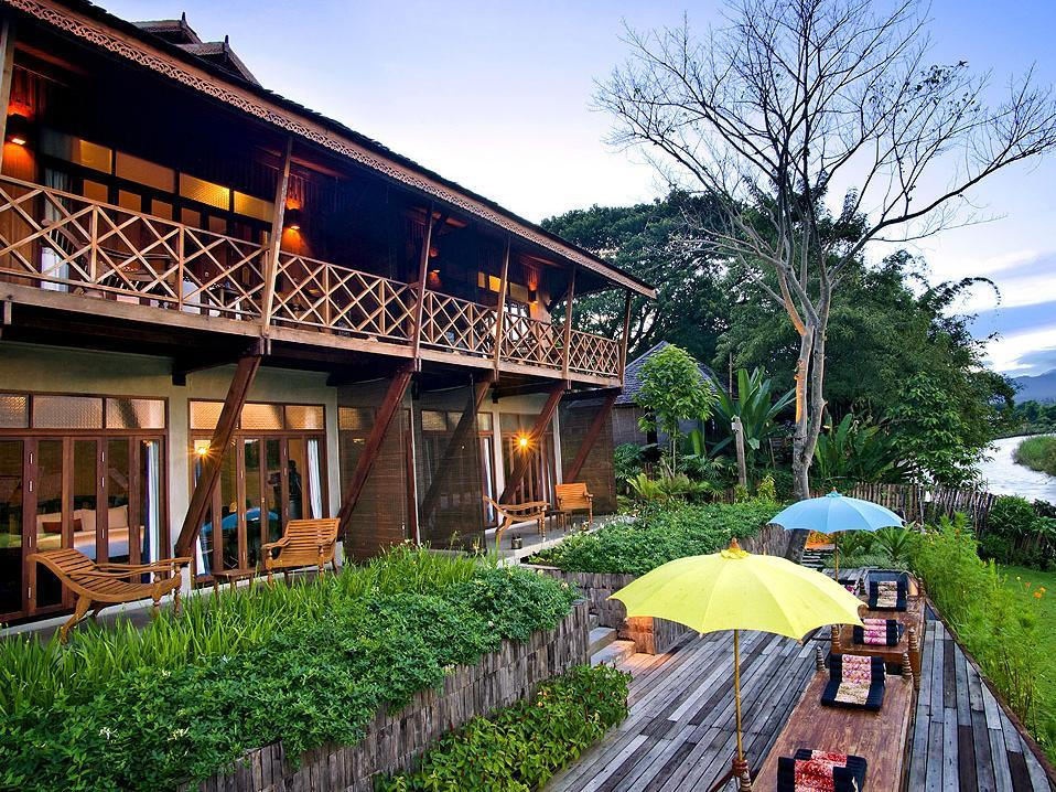 Hotel des Artists Rose of Pai - Hotels and Accommodation in Thailand, Asia