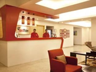 Red Fox Hotel-East Delhi New Delhi and NCR - Reception