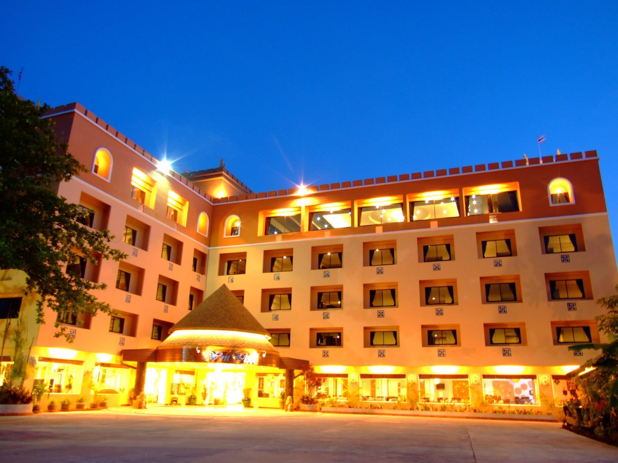 ウィン プレイス ホテル チェン マイ
