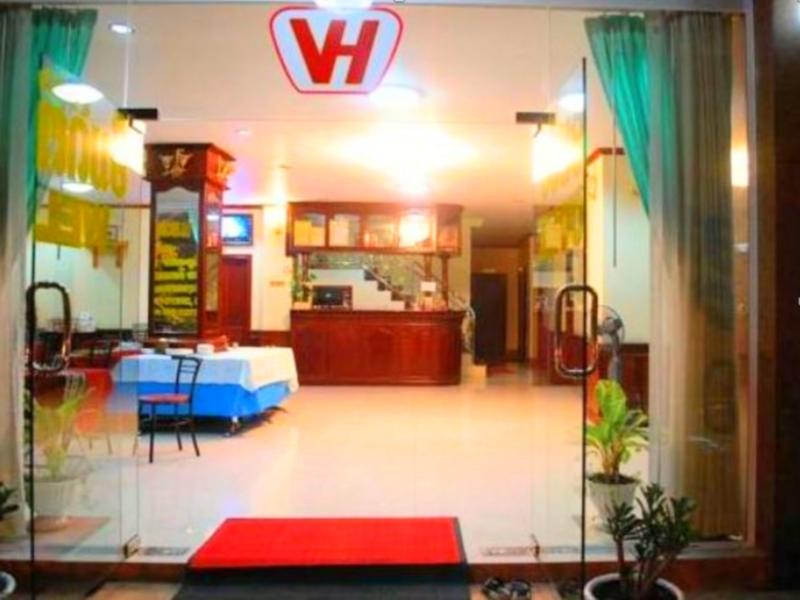 Win Hotel Vientiane - Entrance
