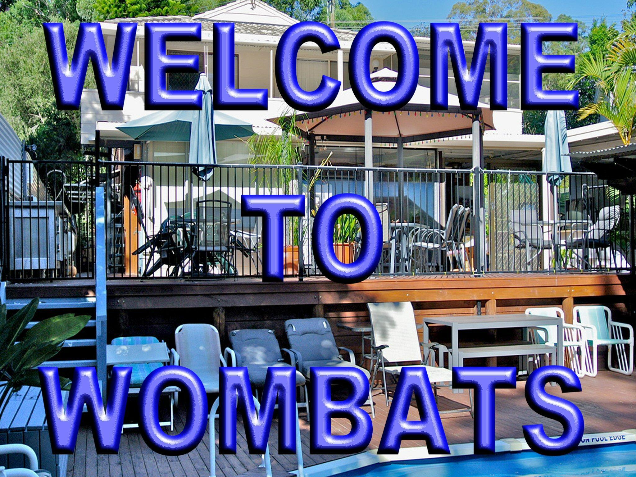Wombats Bed & Breakfast Apartments - Hotell och Boende i Australien , Central Coast