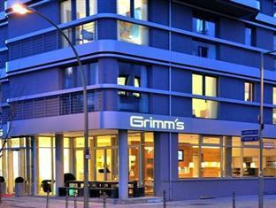 Grimm's Hotel Berlynas - Viešbučio išorė