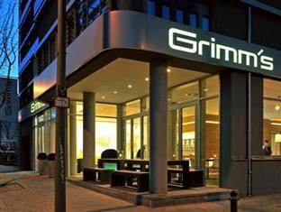 Grimm's Hotel Berlín - Exterior del hotel
