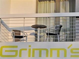 Grimm's Hotel Berlin - Balcon/Terrasse
