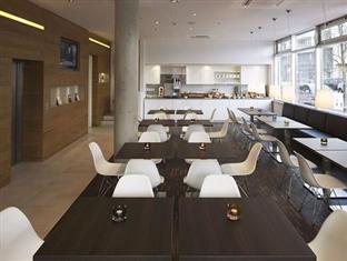 그림's 호텔 베를린 - 식당