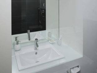 그림's 호텔 베를린 - 화장실